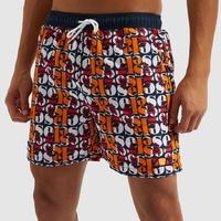Пляжные шорты Ellesse Q1SP20 Lecce swim short all over print