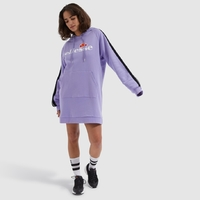 Женский удлиненный худи Ellesse Q1SP20 Pilza purple -30%