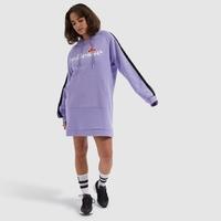 Женский удлиненный худи Ellesse Q1SP20 Pilza purple