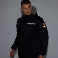 Куртка Ellesse Q3FA20 Mazzo parka jacket black -30%