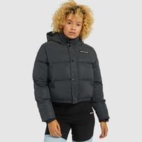 Женская рефлективная куртка Ellesse Q3FA20 Monolis padded black -30%