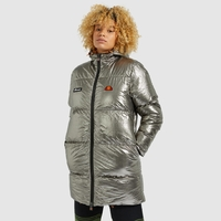 Женское пальто Ellesse Q3FA20 Neotoma padded jacket silver -30%