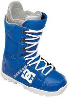 Сноубордические ботинки DC Phase blue white -50%