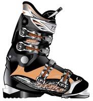 Горнолыжные ботинки Tecnica Phoenix 7 Comfortfit -50%