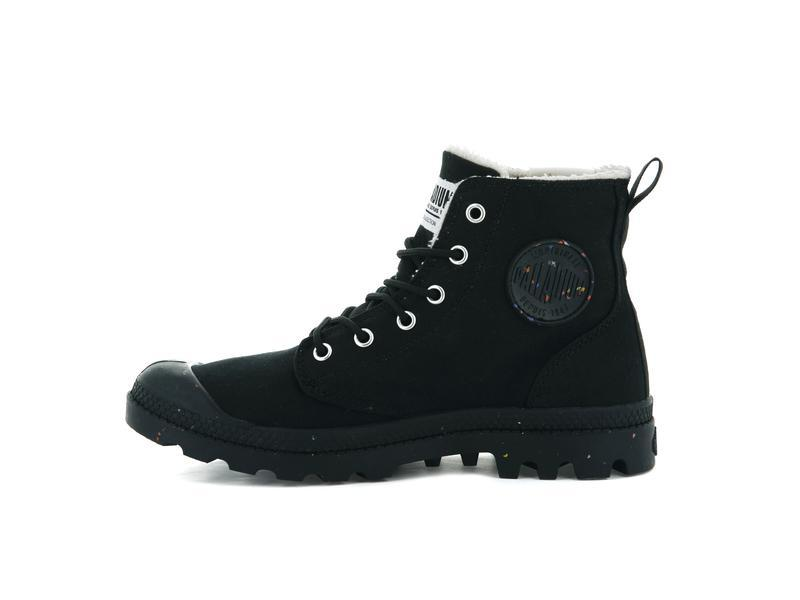Ботинки Palladium Pampa Earth black -30%