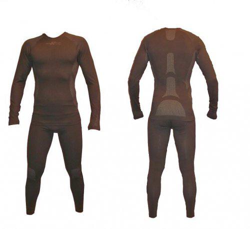 Мужское термобелье X Mountain Spirit кофта+штаны X Mountain base layer