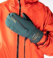 Сноубордические варежки Howl Pocket deep moss -30%