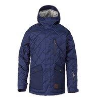 Сноубордическая куртка DC Forest dress blues