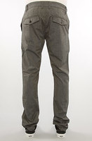 Брюки Ezekiel The Nobelman pants in dark grey -40%