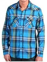 Рубашка Hurley Jag L/S Woven Shirt -60%