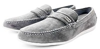 Мокасины Gravis The Rieder Loafer in gunmetal -70%