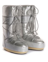 Зимние сапоги, мунбуты Tecnica Moon Boot Vinil Met white