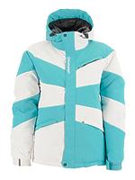Сноубордическая куртка Horsefeathers Asterion curacao -70%
