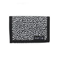 Кошелек Huf SF Memphis Tri-Fold wallet black
