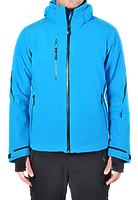 Горнолыжная куртка Volkl Black Jack Jacket bright azure/white/black -50%
