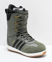 Сноубордические ботинки Adidas Samba ADV green