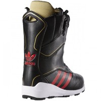 Сноубордические ботинки Adidas Blauvelt black red