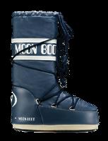 Зимние сапоги, детские мунбуты Tecnica Moon Boot Nylon denim grey junior