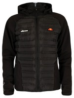 Куртка Ellesse Q3F19 Berici padded jacket black -30%