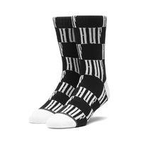 Носки HUF FA19 Big checkered sock black