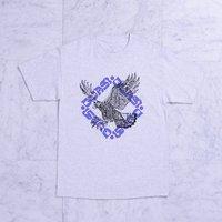 Футболка Quasi Birdo ash -50%