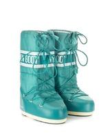 Зимние сапоги, детские мунбуты Tecnica Moon Boot Nylon smerald junior