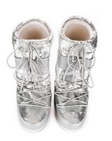 Зимние сапоги, мунбуты Tecnica Moon Boot Classic plus disco silver -30%