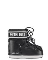Низкие мунбуты Tecnica Moon Boot Classic low 2 black