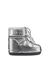 Низкие мунбуты Tecnica Moon Boot Classic low glance silver