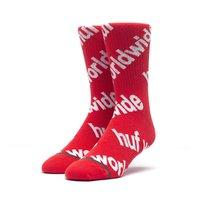 Носки HUF HO19  Campaign sock poppy