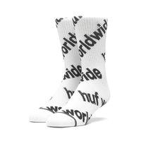 Носки HUF HO19  Campaign sock white