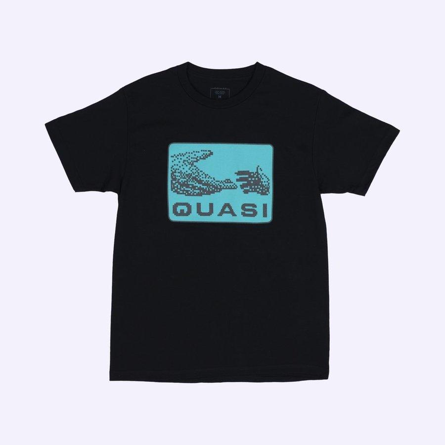 Футболка Quasi SPQ20 Cell tee black
