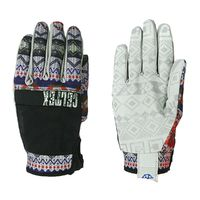 Парковые перчатки Celtek Misty fair isle