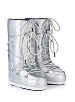 Зимние сапоги, мунбуты Tecnica Moon Boot Classic plus Met silver -30%