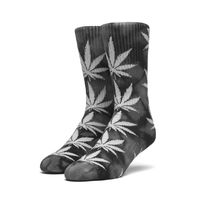 Носки HUF SU18 Crystal wash plantlife sock black