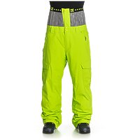 Сноубордические брюки DC Donon lime green