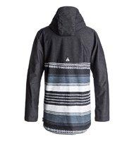 Сноубордическая куртка DC Merchant poncho stripe