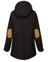 Женская куртка DC Nature black -30%