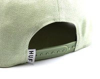 Кепка HUF SP18 Denim box logo snapback sage -40%