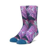 Носки HUF SP20 Digital Paraiso sock navy