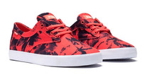 Кроссовки HUF Sutter salmon floral -50%