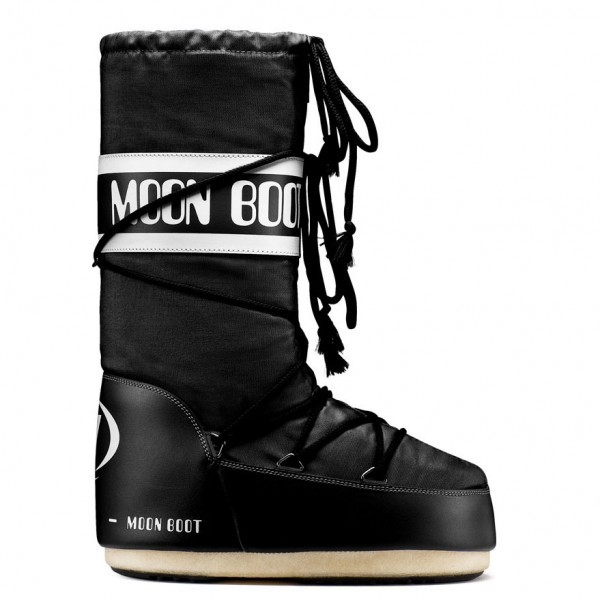 Зимние сапоги, мунбуты Tecnica Moon Boot Nylon black -30%