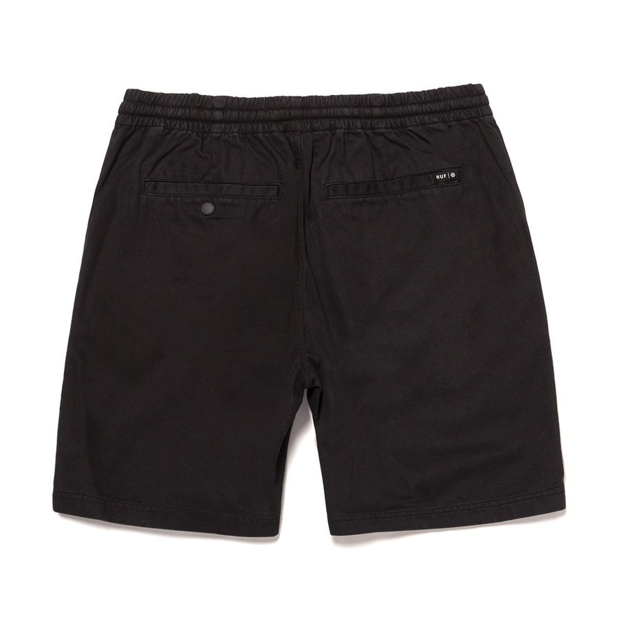 Шорты HUF SU20 Easy short black