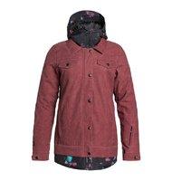 Женская куртка DC Downtown syrah -30%