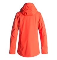 Женская куртка DC Perimeter fiery coral  -30%