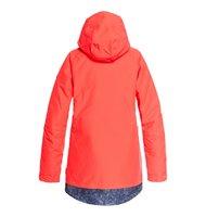 Женская куртка DC Riji fiery coral -30%