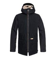 Сноубордическая куртка DC Summit black
