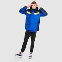 Куртка Ellesse Q3F19 Limone padded jacket blue -40%