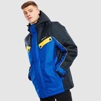 Куртка Ellesse Q3F19 Limone padded jacket blue -50%