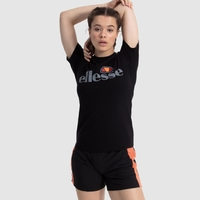 Женская футболка Ellesse Q3F19 Barletta 2 tee black -30%